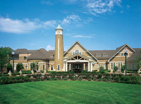 Vi At The Glen Retirement Living Information Center